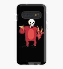 Mascot From Hell Case/Skin for Samsung Galaxy