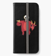 Mascot From Hell iPhone Wallet/Case/Skin