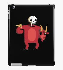 Mascot From Hell iPad Case/Skin