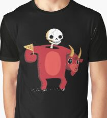 Mascot From Hell Graphic T-Shirt