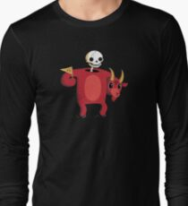 Mascot From Hell Long Sleeve T-Shirt