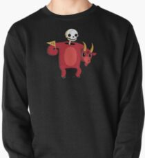 Mascot From Hell Pullover Sweatshirt