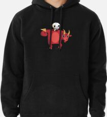 Mascot From Hell Pullover Hoodie