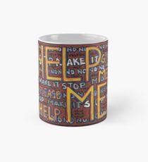 HELP ME - God, Help Me! - Brianna Keeper Painting Classic Mug