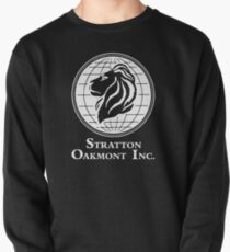 The Wolf of Wall Street Stratton Oakmont Inc. Scorsese (in white) Pullover Sweatshirt