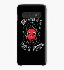 Never Trust An Atom Case/Skin for Samsung Galaxy