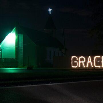 By The Grace of God by dinoglitter