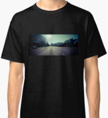 panoramic street Classic T-Shirt