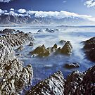 Kaikoura infrared 2 by Paul Mercer