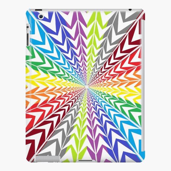 #Design, #abstract, #pattern, #illustration, psychedelic, vortex, modern, art, decoration iPad Snap Case
