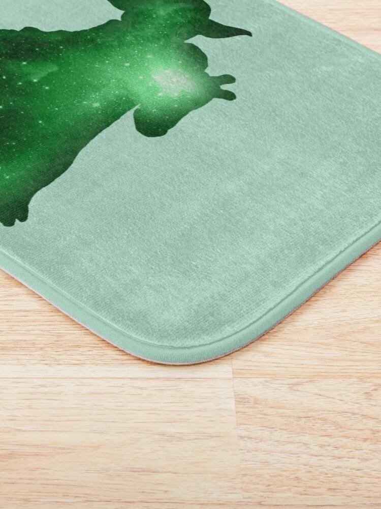 Alternate view of Little Green Master Bath Mat