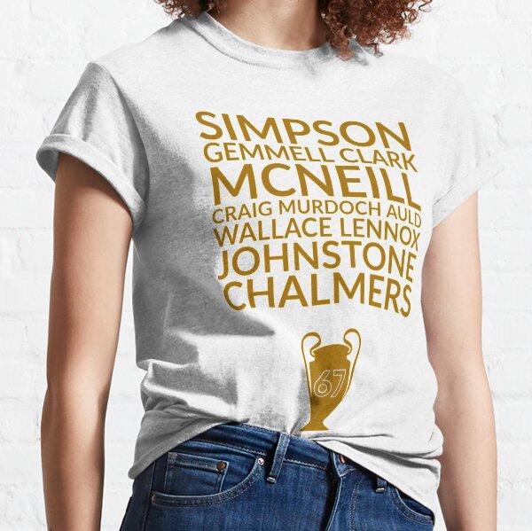 lissabon lions squad celtic fc 67 Classic T-Shirt