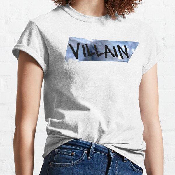 Bösewicht Elemental Series Schräge Box # 1 Classic T-Shirt