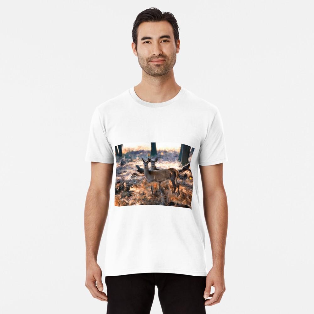 Double Deer Premium T-Shirt
