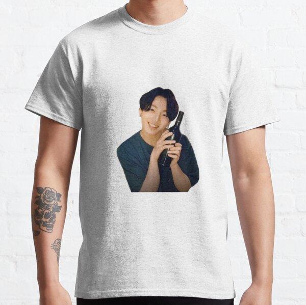 BTS JUNGKOOK WINE MEME Classic T-Shirt