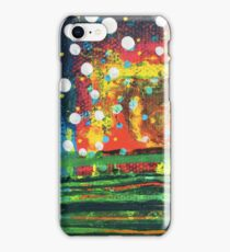 Attuned - Core Feeling : Inner Power Painting iPhone Case/Skin
