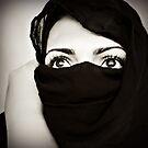 arabic eyes by Angel Warda