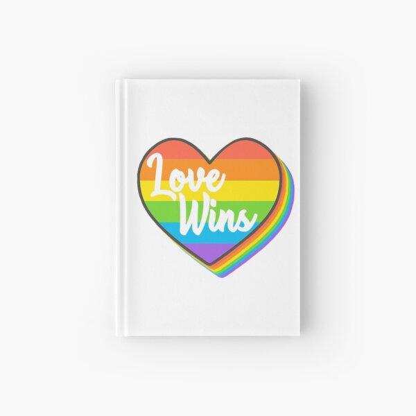 Love Wins Hardcover Journal