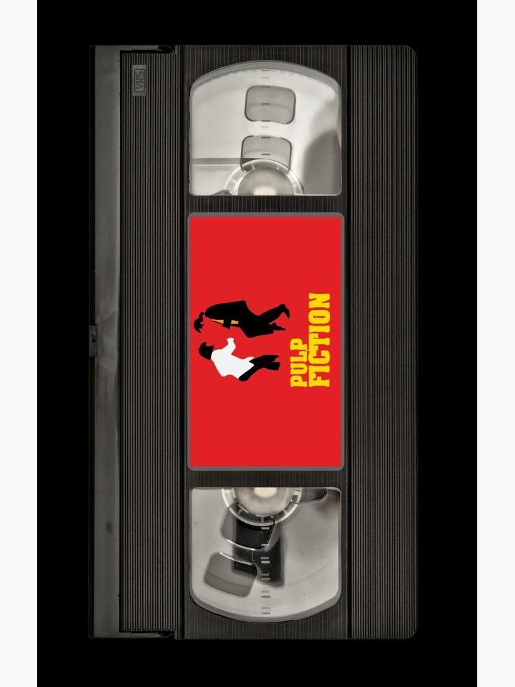 Pulp Fiction VHS by BrambleBox