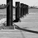 Boston Harbor Walk by Edward Myers
