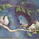 finch and myself by Ellen Keagy