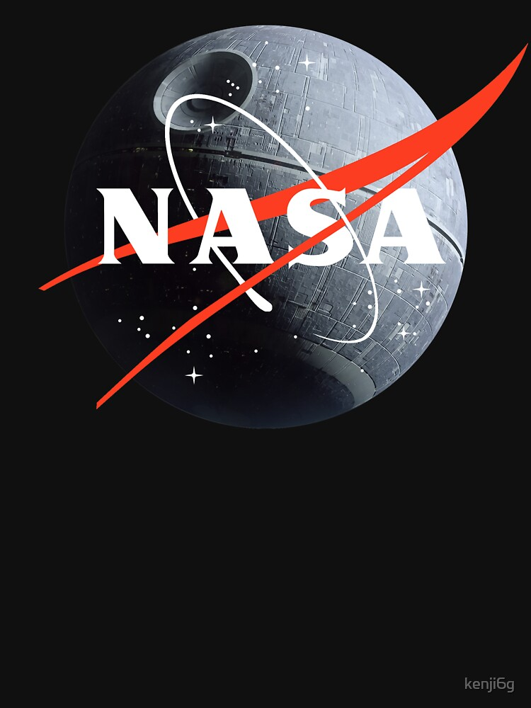 NASA death star by kenji6g