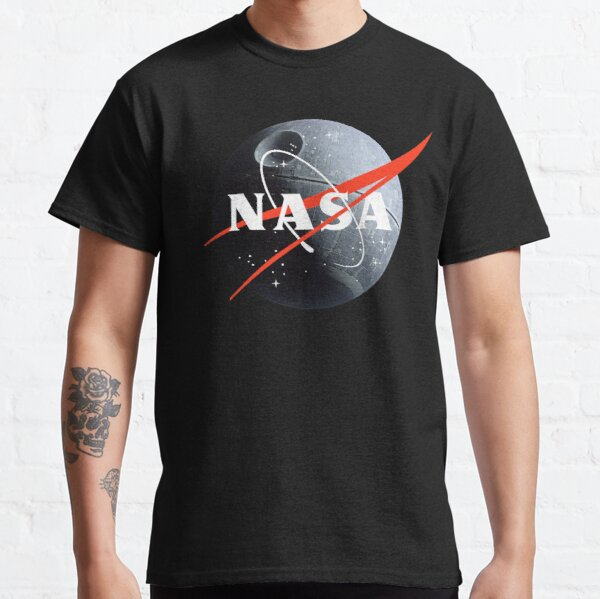 NASA death star Classic T-Shirt