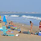 Misquamicut Beach - Rhode Island by Jack McCabe