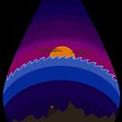 Planet Droplet by riffraffmakes