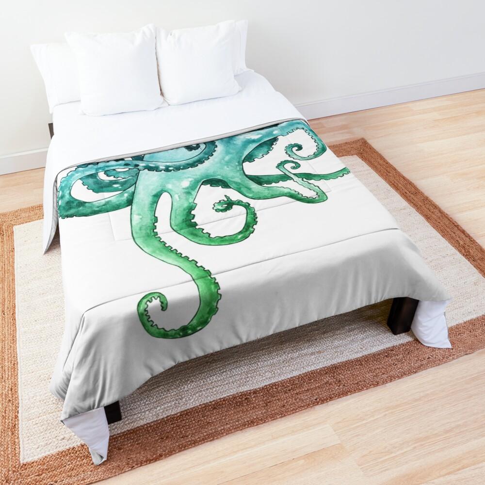 Dapper Octopus Comforter