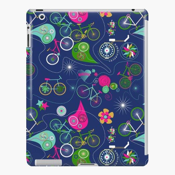 Cycledelic Blue iPad Snap Case