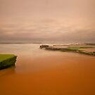 Turimetta beach by donnnnnny