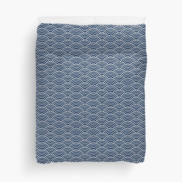 Seigaiha // Japanese Collection Duvet Cover