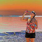 Blowing Bubbles by Jen Waltmon