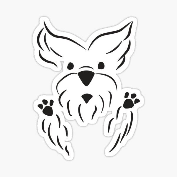 Doodle Dawg Sticker