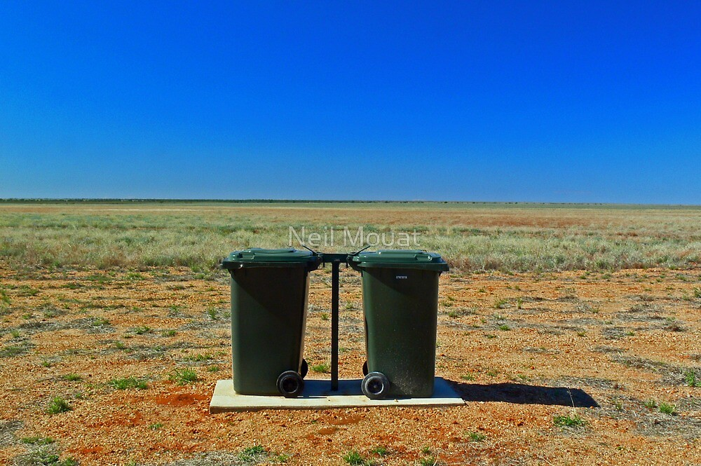 Keep the Outback Clean by Neil Mouat
