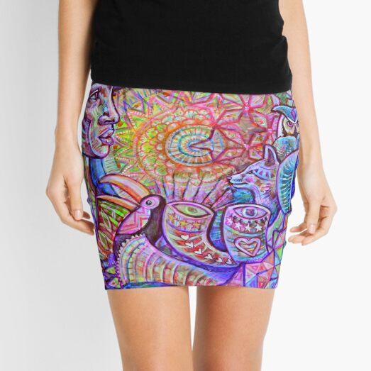 The Miracle Manifestor Mini Skirt