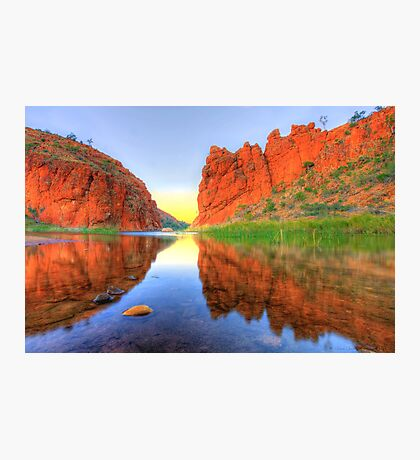 Colours of the Territory Photographic Print