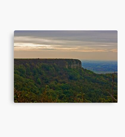 View of Roulston Scar Canvas Print