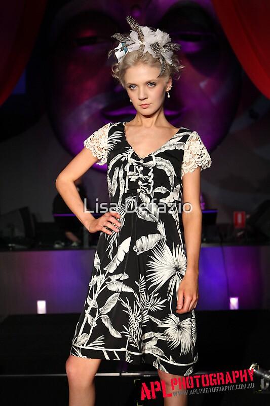 Melbourne Spring Fashion Week LANDELL by Lisa Defazio