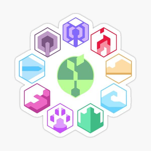 GAIA (v1) Sticker