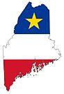 Acadian Maine by Sun Dog Montana