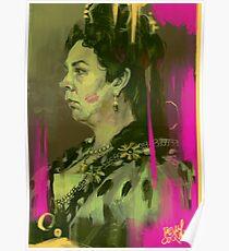 Königin Anne (Die Favoritin) Poster