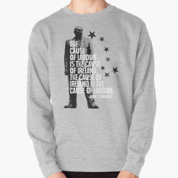 James Connolly Pullover Sweatshirt