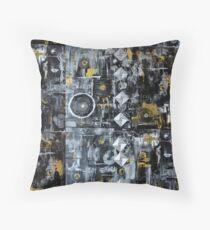 """Beyond Metallurgica Throw Pillow"