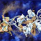 Sandman's Flock by OddityGarden