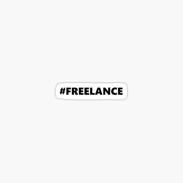 #FREELANCE [rev] Sticker