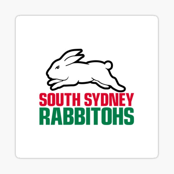 South Sydney Rabbitohs Stickers Redbubble