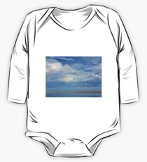 Blue Tranquility - Journey through Color One Piece - Long Sleeve