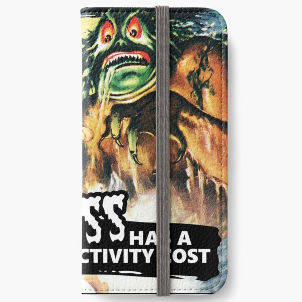 Stress Has a Productivity Cost iPhone Wallet